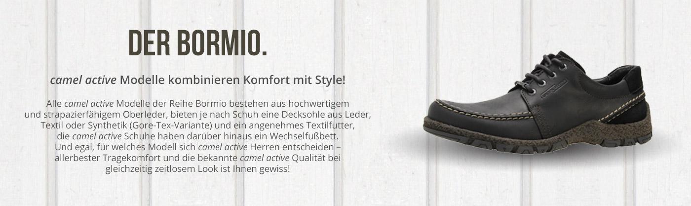 b70f2d1c31ce camel active Bormio Schuhe - ActiveFashionWorld