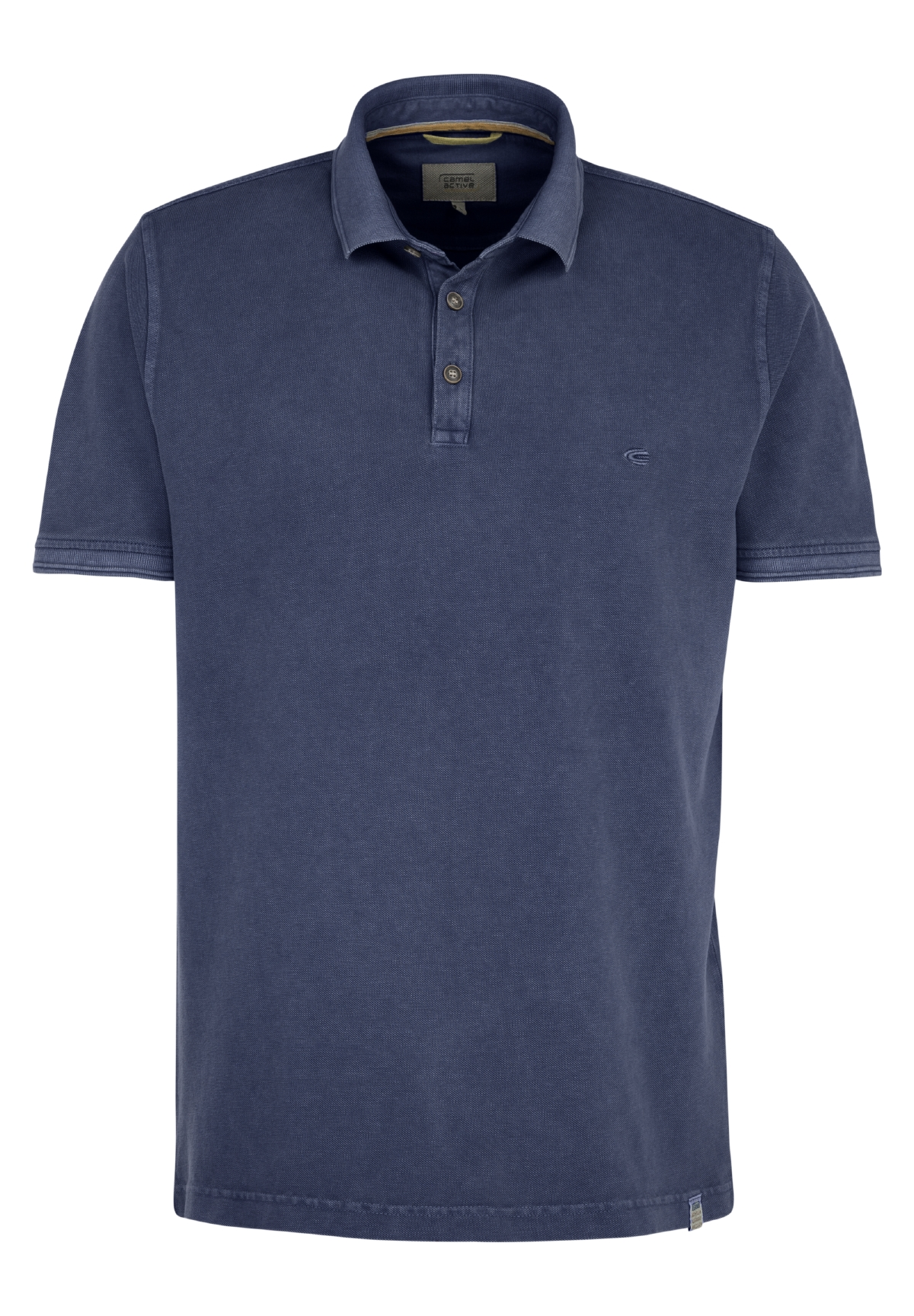 Camel-Active-Herren-Shirt-Poloshirt-Pique-Regular-Fit-NEU Indexbild 27