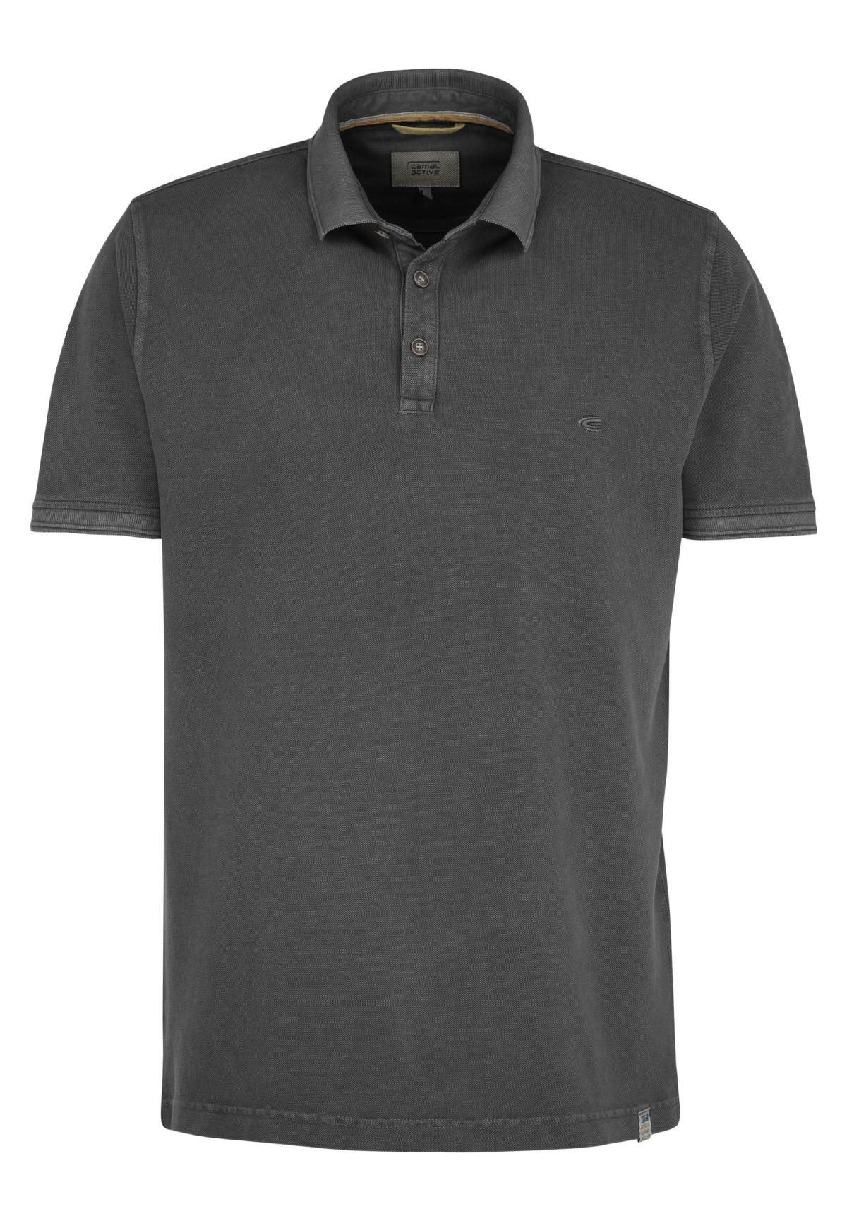 Camel-Active-Herren-Shirt-Poloshirt-Pique-Regular-Fit-NEU Indexbild 47