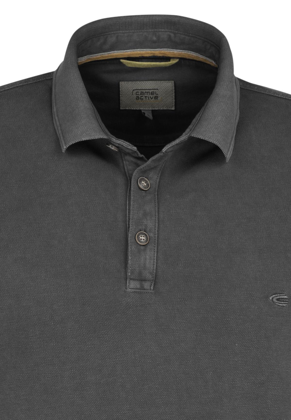 Camel-Active-Herren-Shirt-Poloshirt-Pique-Regular-Fit-NEU Indexbild 50