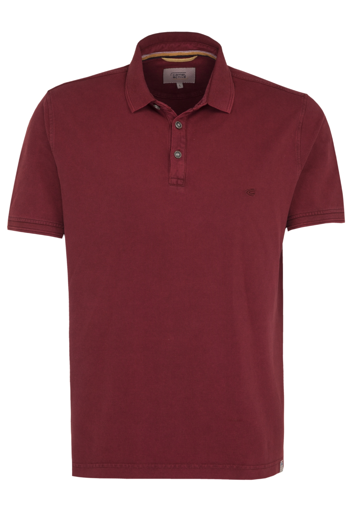Camel-Active-Herren-Shirt-Poloshirt-Pique-Regular-Fit-NEU Indexbild 52