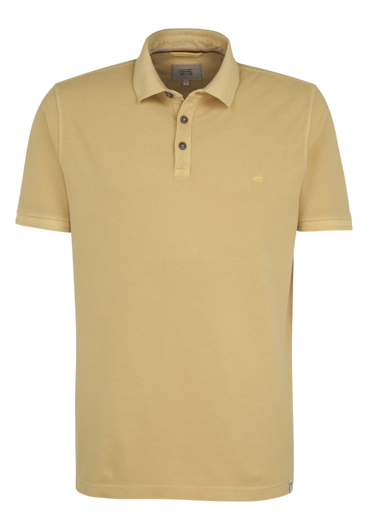 Camel-Active-Herren-Shirt-Poloshirt-Pique-Regular-Fit-NEU Indexbild 72