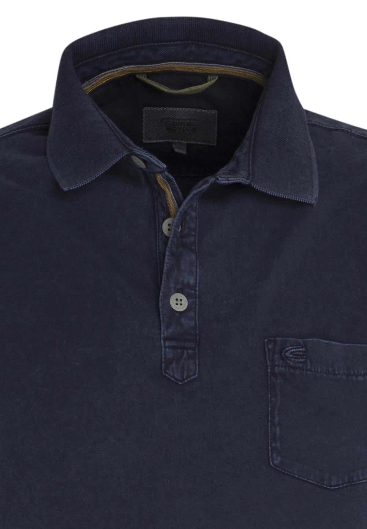 Camel-Active-Herren-Shirt-Poloshirt-Pique-Regular-Fit-NEU Indexbild 35