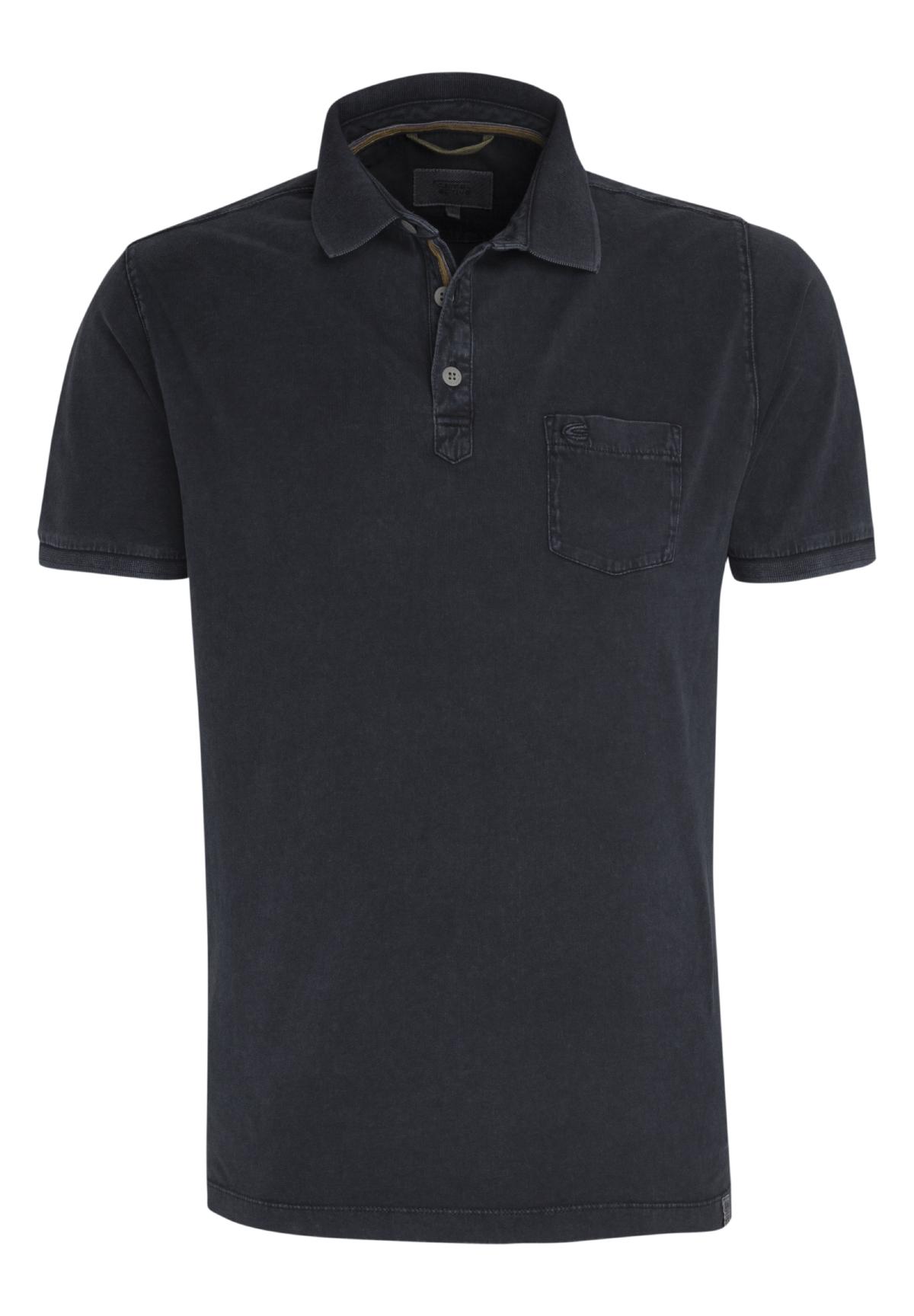 Camel-Active-Herren-Shirt-Poloshirt-Pique-Regular-Fit-NEU Indexbild 42