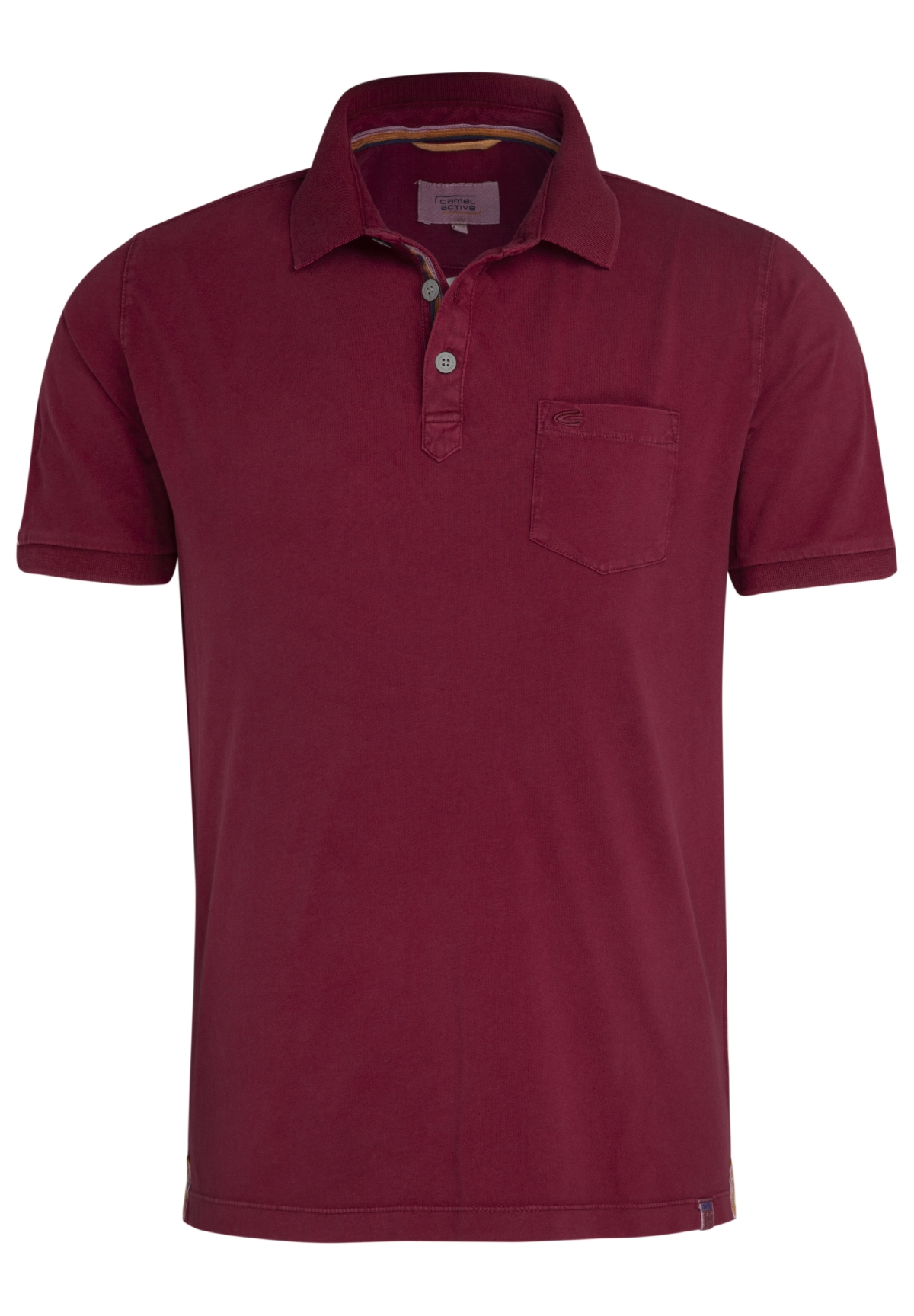 Camel-Active-Herren-Shirt-Poloshirt-Pique-Regular-Fit-NEU Indexbild 57