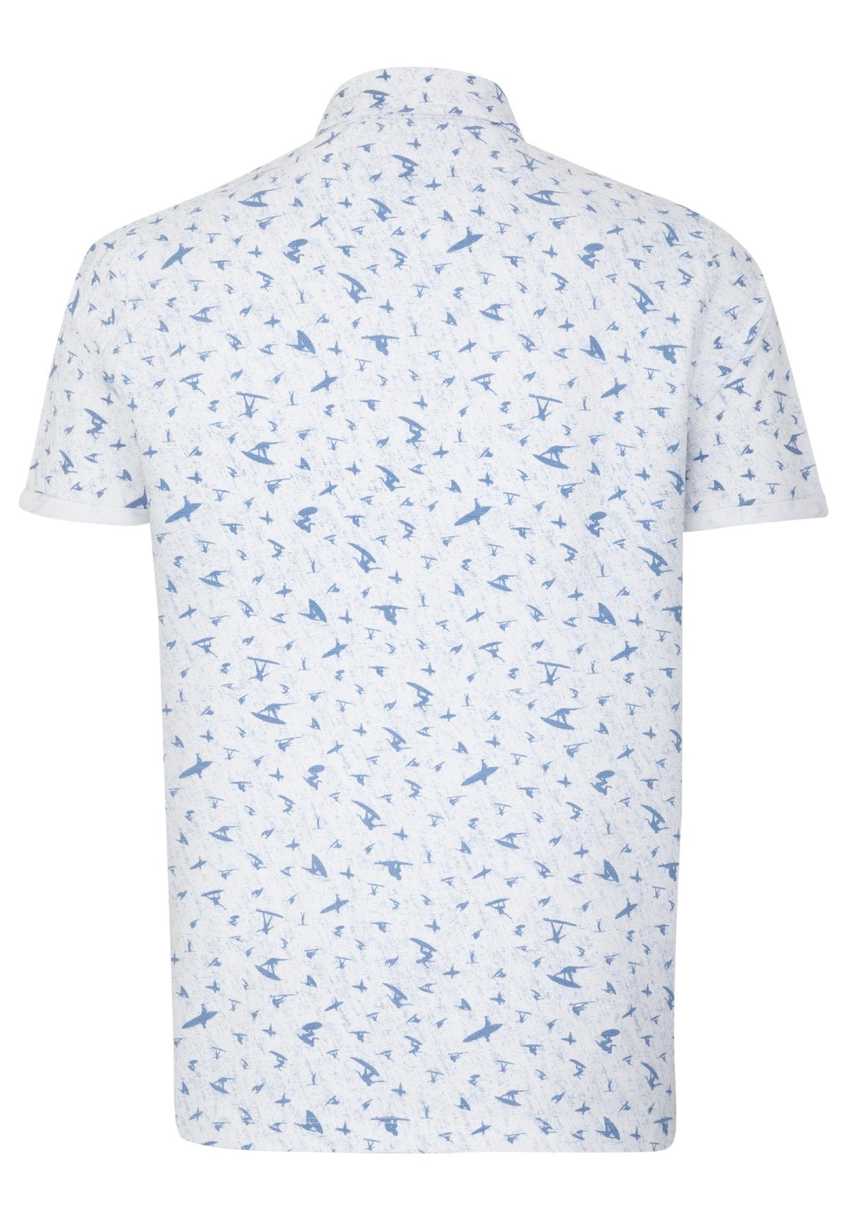 Camel-Active-Herren-Shirt-Poloshirt-Pique-Regular-Fit-NEU Indexbild 8