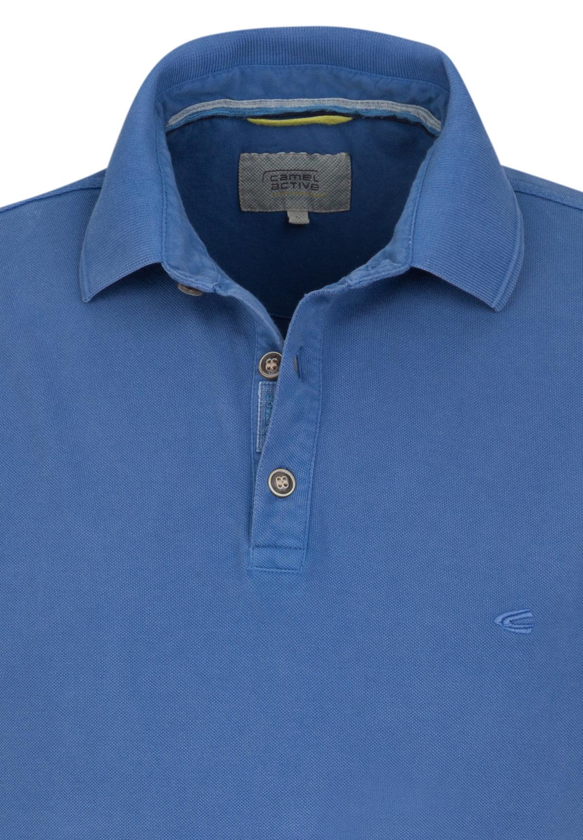 Camel-Active-Herren-Shirt-Poloshirt-Pique-Regular-Fit-NEU Indexbild 20