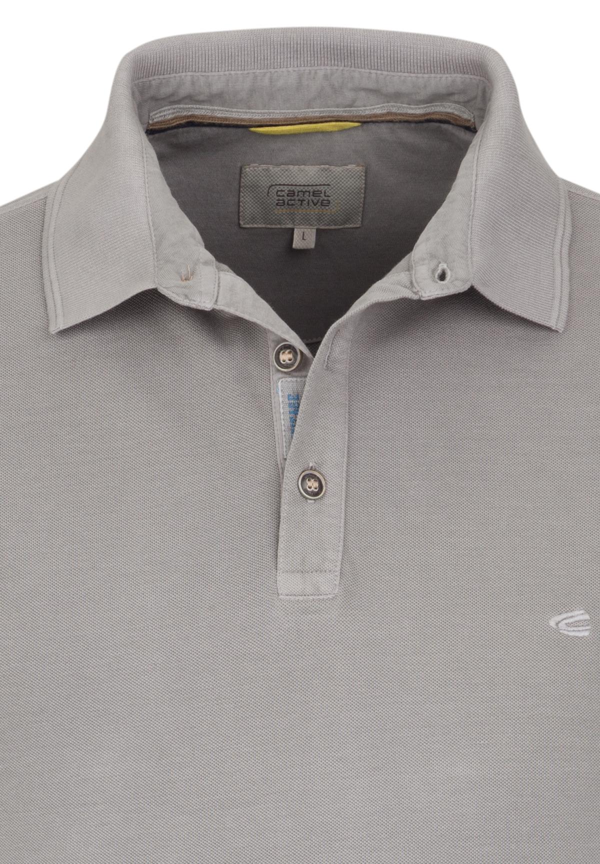 Camel-Active-Herren-Shirt-Poloshirt-Pique-Regular-Fit-NEU Indexbild 40
