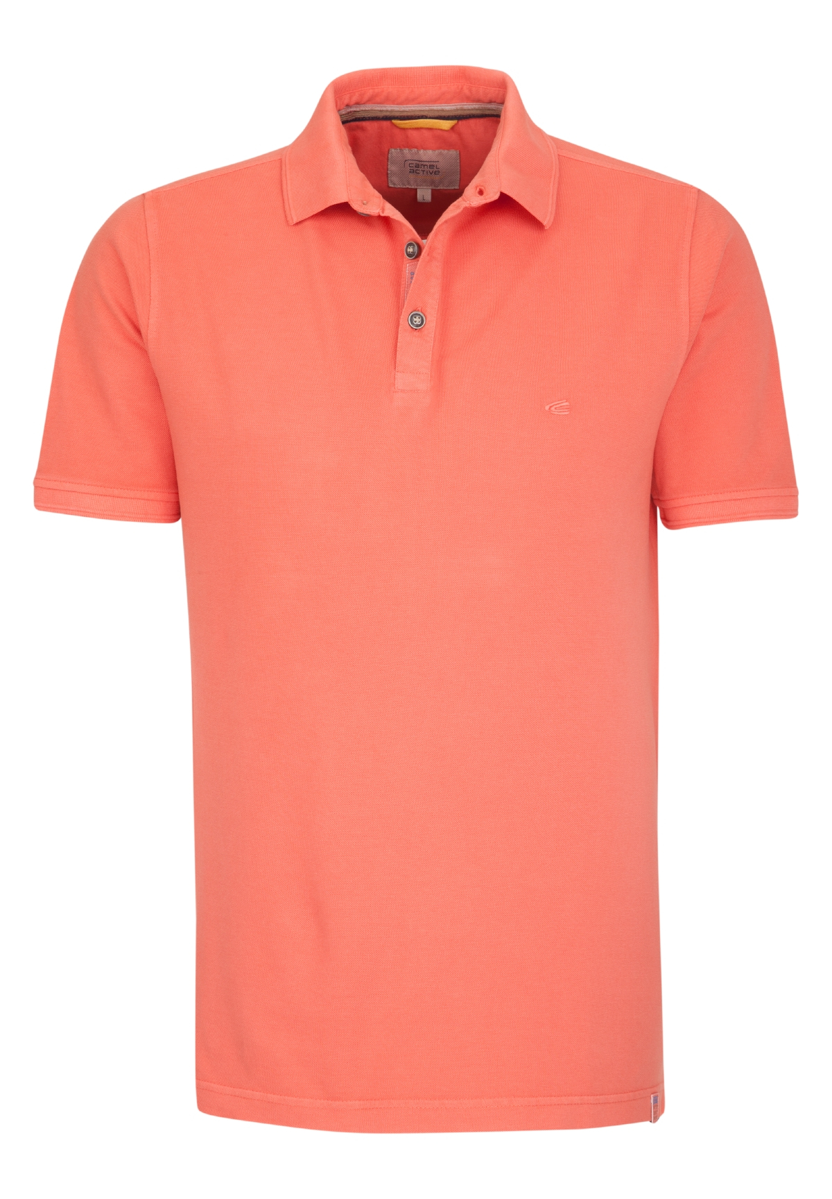 Camel-Active-Herren-Shirt-Poloshirt-Pique-Regular-Fit-NEU Indexbild 62