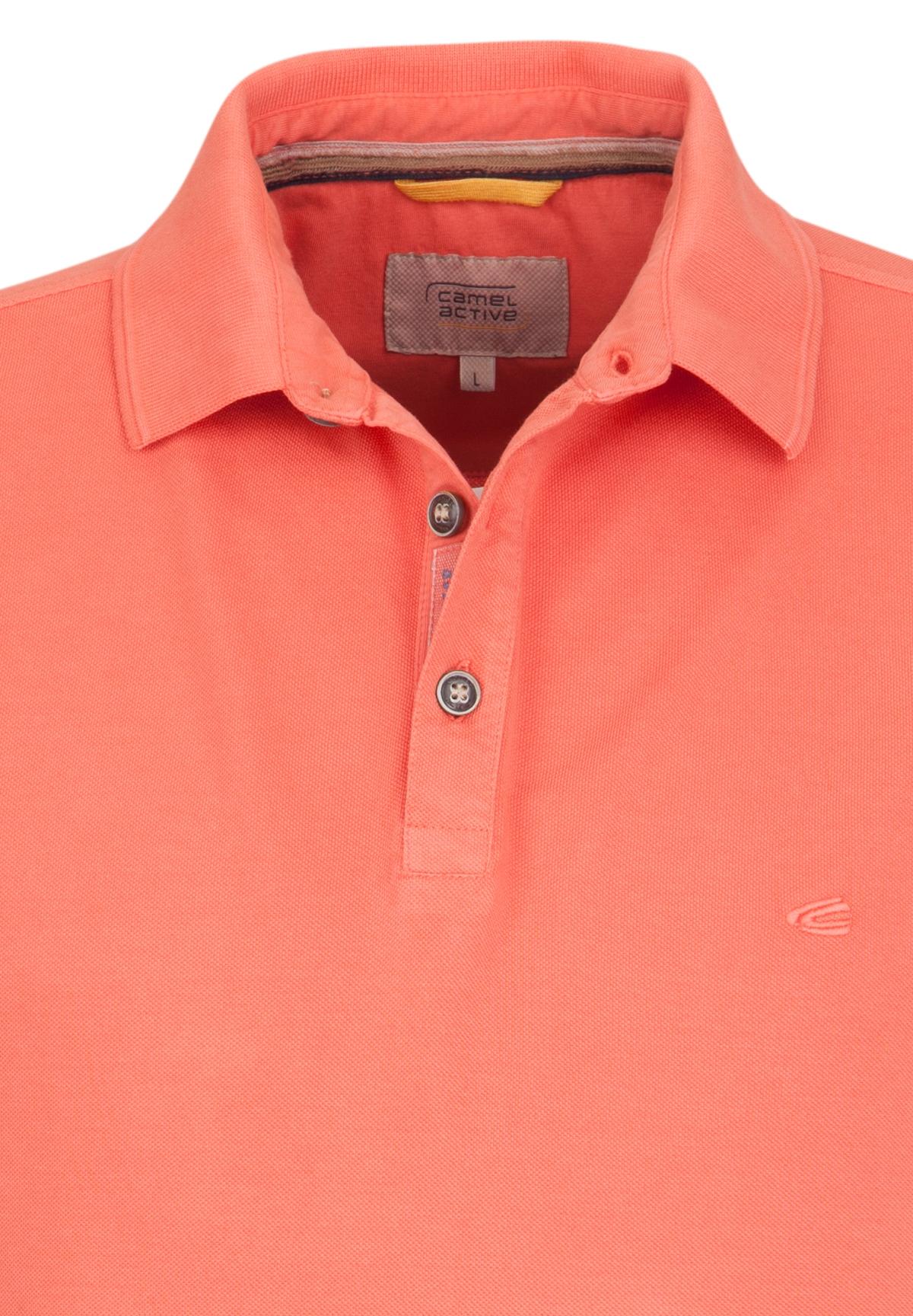 Camel-Active-Herren-Shirt-Poloshirt-Pique-Regular-Fit-NEU Indexbild 65