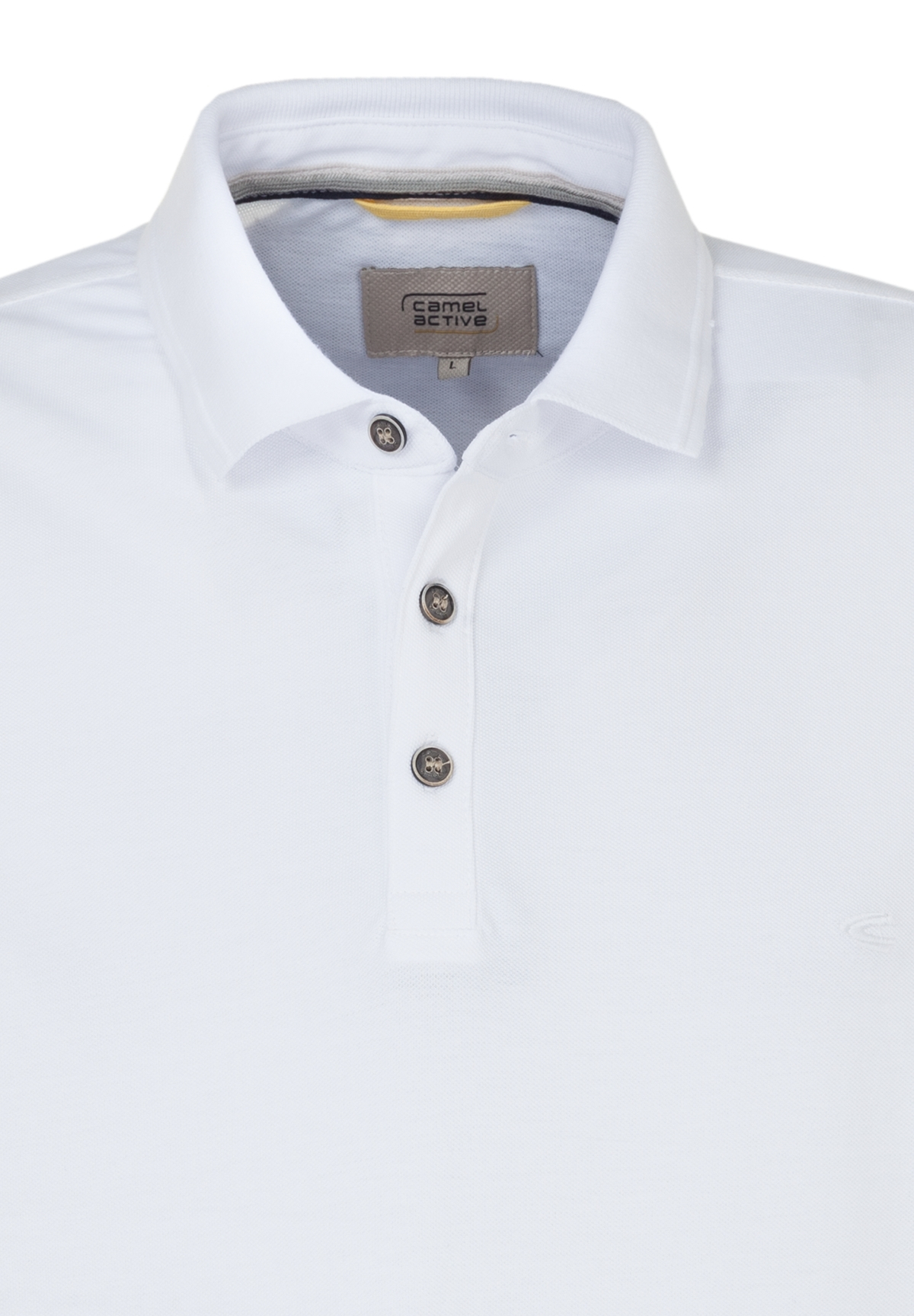 Camel-Active-Herren-Shirt-Poloshirt-Pique-Regular-Fit-NEU Indexbild 5